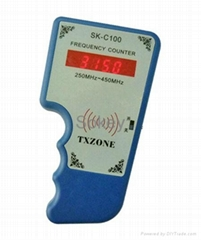 250MHz-450MHz Hand-held remote frequency counter,locksmith tool