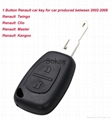 High quality 2buttons RenaultCAR key