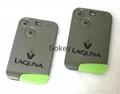 High quality Renault Laguna smart card PCF7947 transponder chip, 434Mhz 1