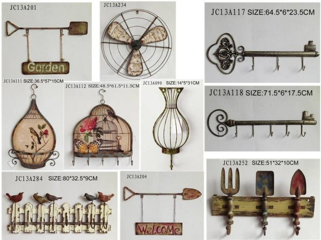 鐵藝工藝品 1