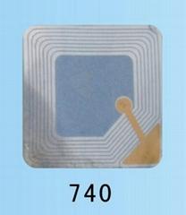 RF射频EAS软防盗标签vG-740