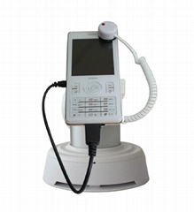 Security Display Stand for Cellphone with alarm and charge function