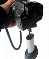 SLR Camera Security Display  Holder Stand Bracket with build in sensor cable