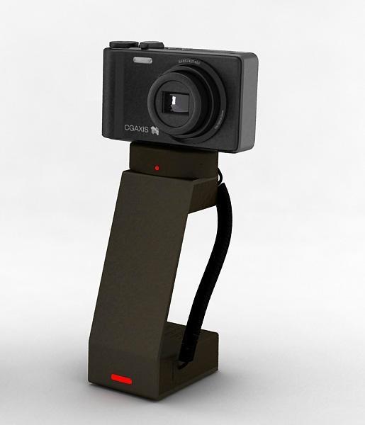 相机展示防盗报警器 2