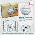 盒類綑綁防盜標籤-蜘蛛防盜標籤 2