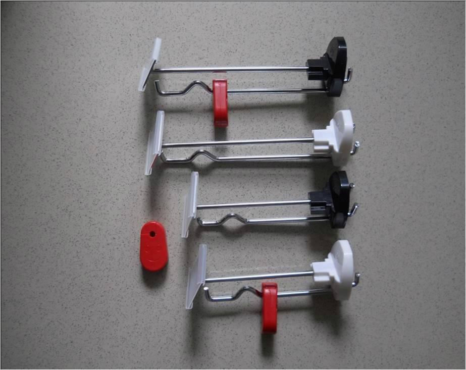 商品展示防盜挂鉤鎖頭vG-HLK001系列 2