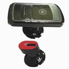 手机展示防盗架-防盗链vG-DspH006