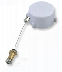 展示防盗带制动锁拉线器|回卷器|伸缩铰链 vG-PB100