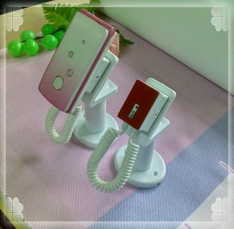 手機展示防盜架-防盜鏈vG-DspH008  3