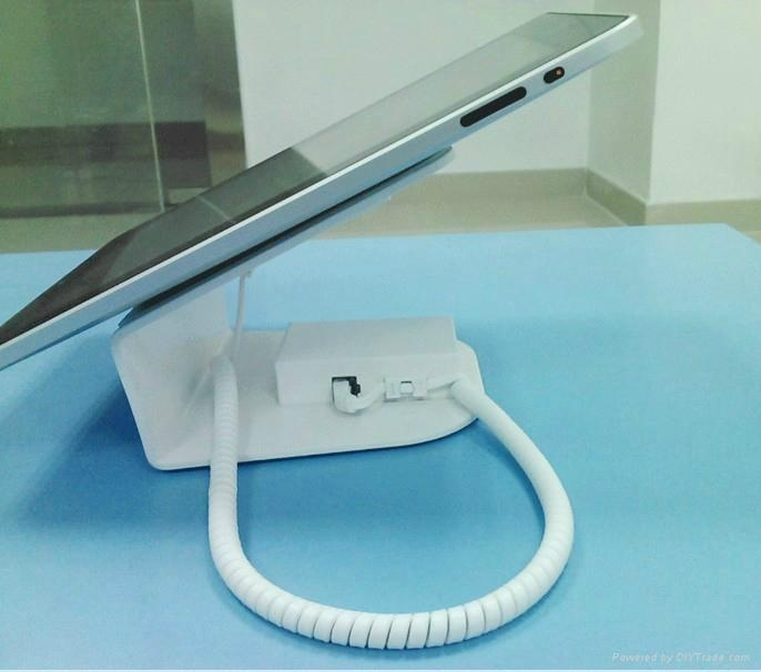 Security Display stand for IPAD with alarm and charge function vG-STA91s12
