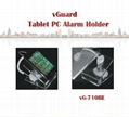 Security Display Stand for IPAD with alarm and charge function vG-STA710EB