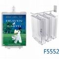 EAS保護盒防盜標籤-DVD防盜保護盒vG-F5556 4