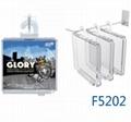 EAS保護盒防盜標籤-CD防盜保護盒vG-F5202 1