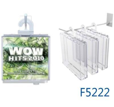 EAS保護盒防盜標籤-CD防盜保護盒vG-F5202 2