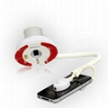 Security  Alarm Display Holder for Cell Phone vG-STA471RF130W