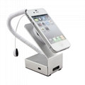 Security Display stand for Cellphone vG-STA83s35W