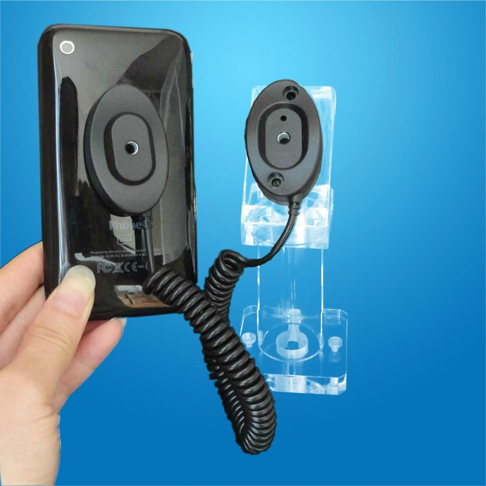 手機展示防盜架-防盜鏈vG-DspH004 1