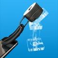 手機展示防盜架-防盜鏈vG-DspH004 4
