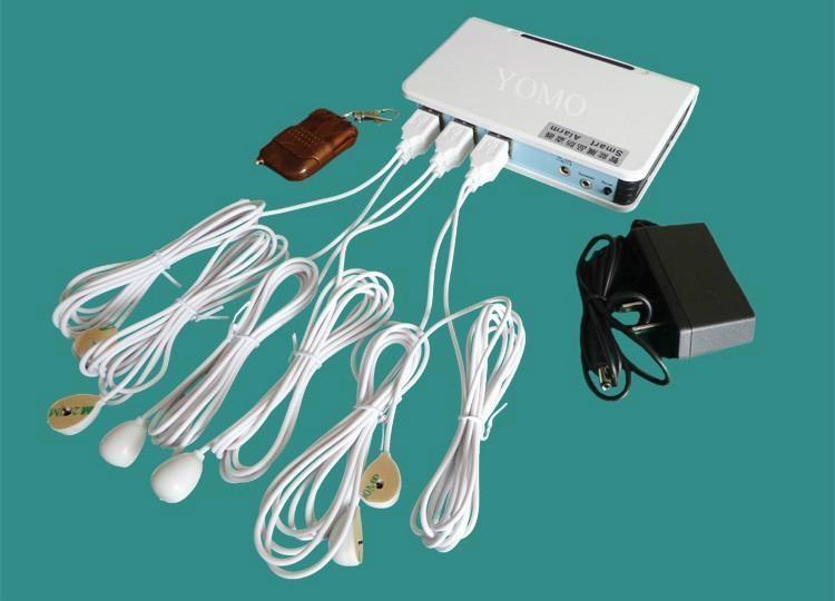 遥控一拖八断线报警器 展品防盗器 手机防盗器 平板电脑防盗器 1