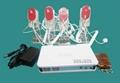 遙控一拖八斷線報警器 展品防盜器 手機防盜器 平板電腦防盜器 4