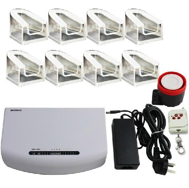 一拖10充電展示品防盜器|一拖10數碼產品充電防盜報警器 1