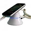 Cell phone Security Display anti-theft holder  with alarm and charging function
