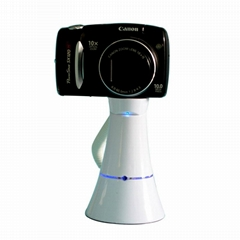 Camera Security Display anti-theft holder  with alarm and charging function