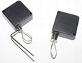 Anti-theft retractor pullbox  Retail Display Pull Box, Recoiler, Retactor Tether