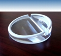 (6inch) Acrylic Pedestal Base for Tablet PC display