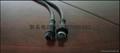 15mm4芯防水線防水IP67