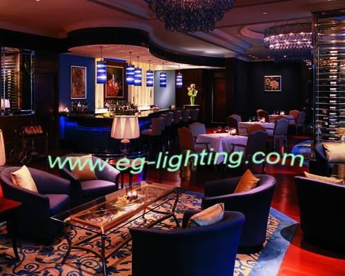 LED圓形旋轉燈箱 3