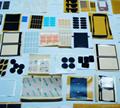 Screen Printing Process On 0 1 10mm Rigid Pvc Plastic