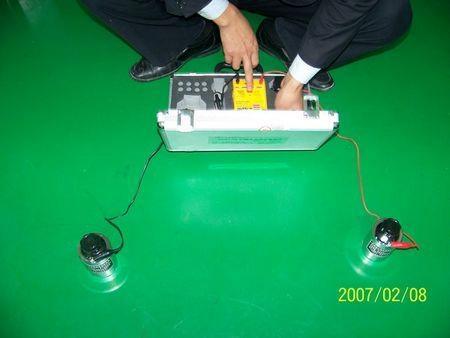 深圳电子厂防静电自流平地板 3