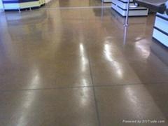 深圳金鋼砂耐磨地板