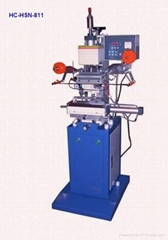 Hot stamping machine for seals