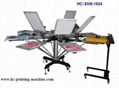 6 colour t shirt screen printer (Hot Product - 1*)