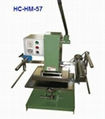 Manual hot stamping machine 1