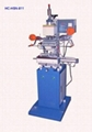 Semi automatic hot stamp machine for