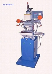 Semi automatic hot stamp machine for seals