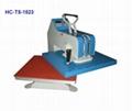 Manual swing heat press