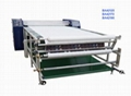 Roller sublimation machine