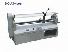 Automatic foil cutter