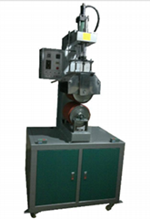 Skateboard heat transfer machine