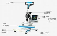 pen heat press, Pen heat transfer machine, heat press for pen, Pen heat transfer