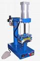 Automatic cap press, pneumatic cap