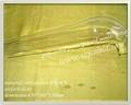 Transparent PMMA CNC rapid prototype 3
