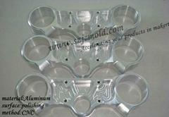 aluminium cnc machining service/custom cnc part