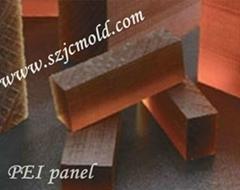 PEI plastic rapid prototype/cnc machining part