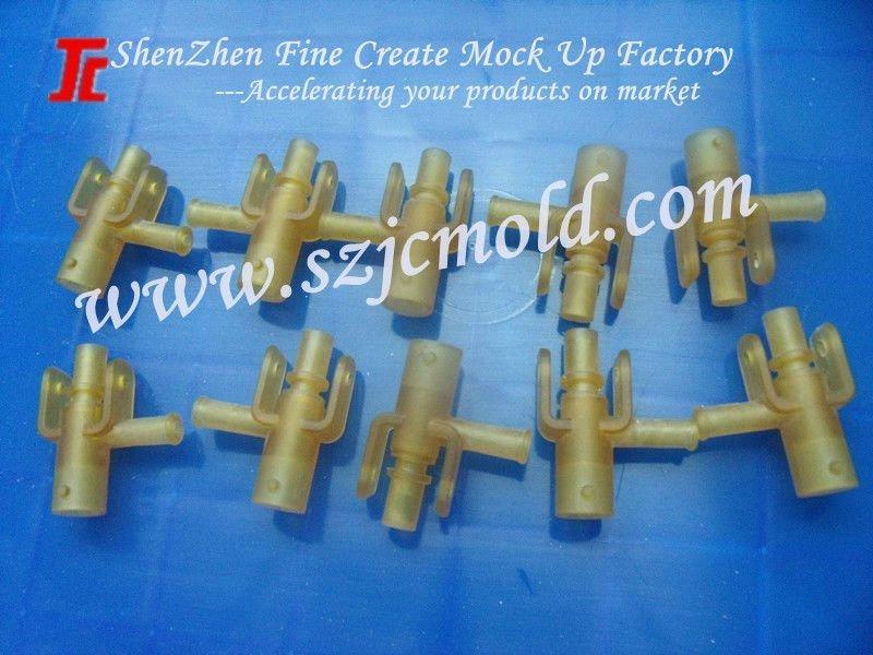 PEI plastic rapid prototype/cnc machining part 2