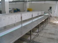 腐乳装罐生产线